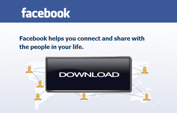 How to download your Facebook account