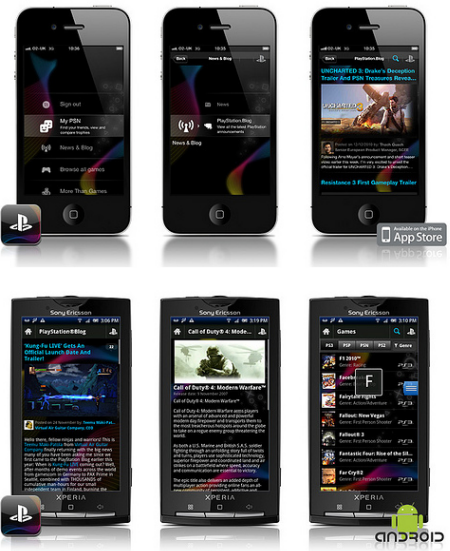 """Official PlayStation app coming to iOS and Android """"very soon""""  17-12-2010-23-14-37"""