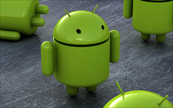 Android top selling OS in smartphone market