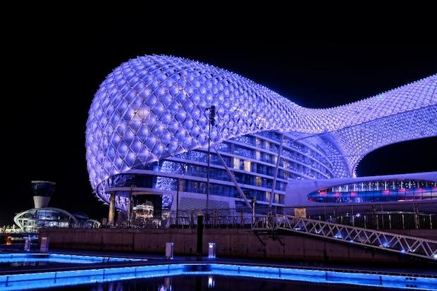Abu Dhabi Yas