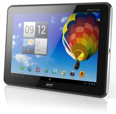 harga acer iconia tab a510, tablet android ics terbaru acer, spesfikasi dan fitur acer a510, gambar dan foto keunggulan acer a510