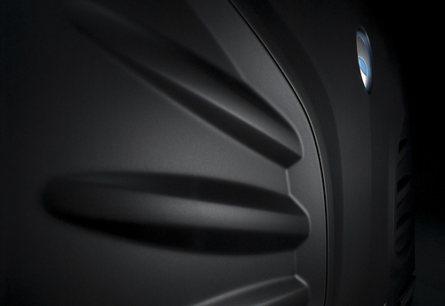 Alienware M17 (detail)