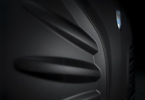 Alienware M17 (detail)