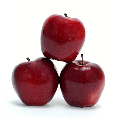 hmmmhow choose -pasta ot fettichini noodles -cheeseburgers weakness -apples healthy