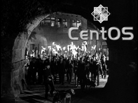 CentOS needs to get its act together