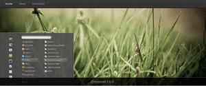 Cinnamon: Linux Mint s new GNOME-based Linux desktop interface.