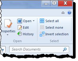 eb invert selection - Windows 7 Tip: Invert Selection
