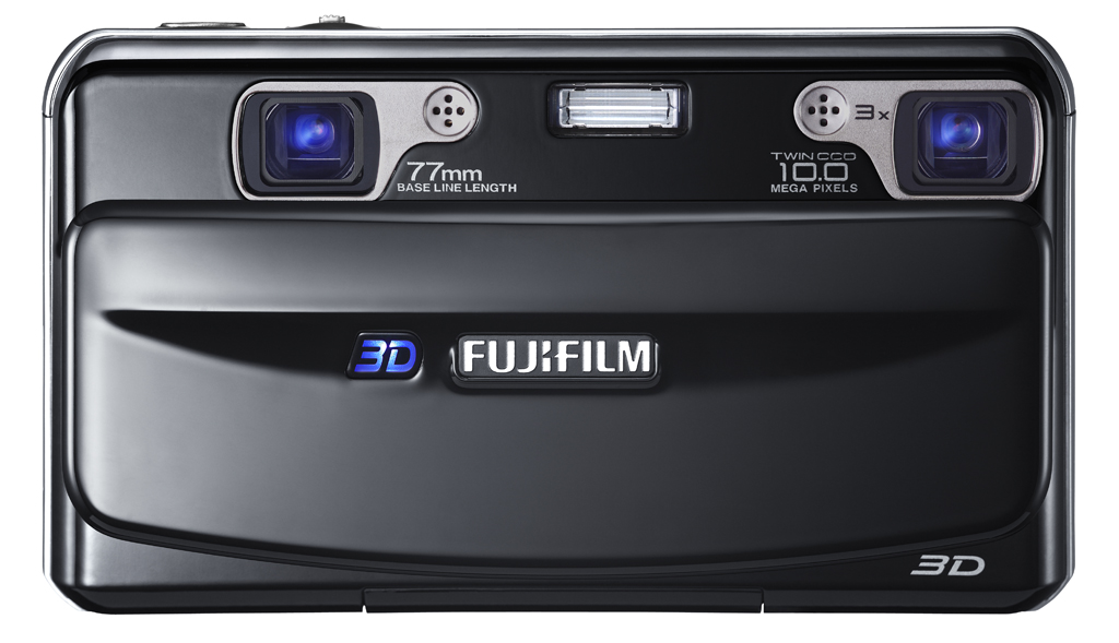 Though Fujifilm introduced its FinePix Real 3D technology and camera