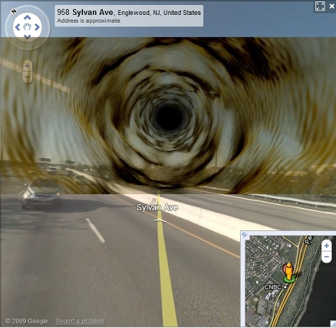 funny google earth pictures. In Google Maps, Try to drive