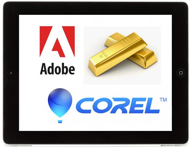 Apple Buy Corel