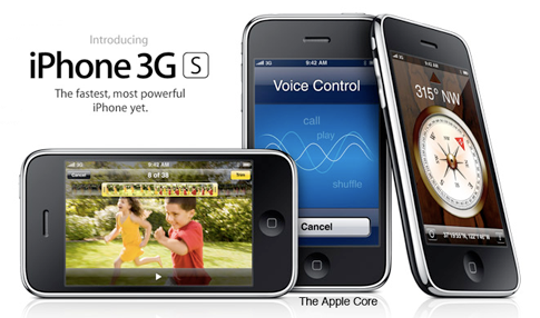 iPhone 3G S expectations: 500,000 units sold over the weekend