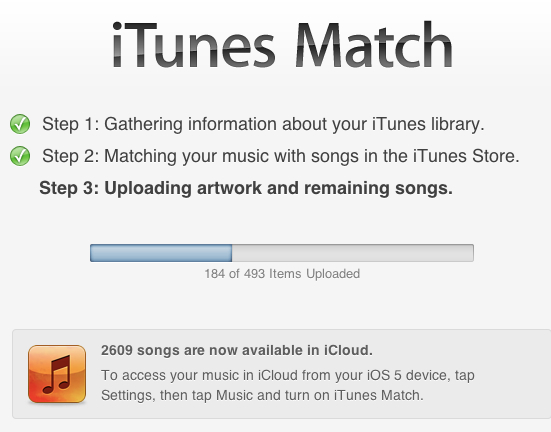 Zuccotti Park, ITUNES MATCH: Hot Trends