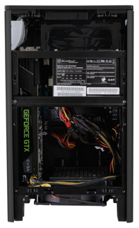 the boutique pc builder is shrinking the footprint of its two newest ...