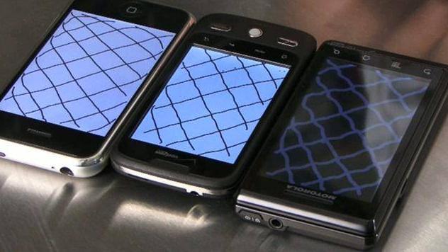 اخر اخبار الايفون apple iphone 3gs & 4G Moto_touchtest_iphone_droid_eris