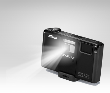 Nikon announces new Coolpix S1000pj compact camera with built-in projector