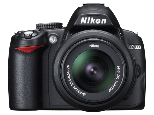 Nikon D3000 replaces the venerable D40 entry-level DSLR