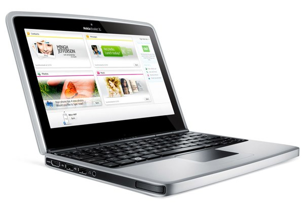 Nokia debuts 3G netbook with 12-hour battery