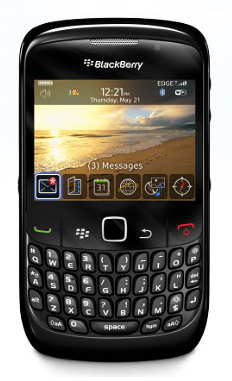 BlackBerry Curve 8520 marks consumer, business power play for RIM