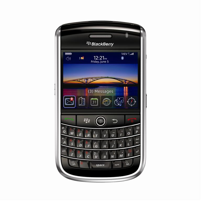 RIM BlackBerry Tour 9630 announced for Verizon, Sprint