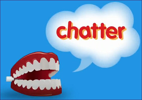 Salesforce Chatter: Something to talk about