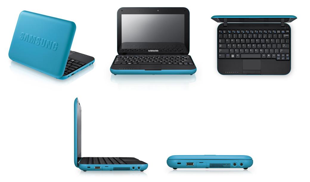 10.1-in. Samsung N310 Go netbook offers Atom N270, chiclet keyboard; $479