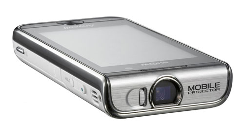 Pico projector phones by the end of this year?