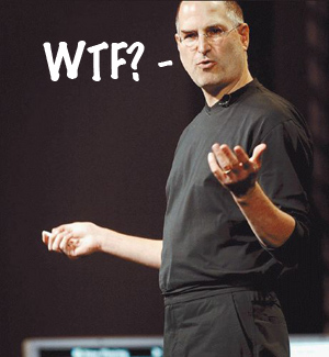 How do you survive in Aliucon? - Page 4 Steve-jobs-wtf