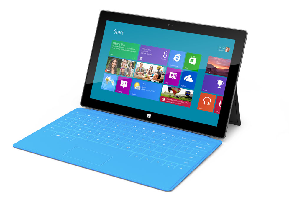 Microsoft is gifting employees Surface RT, Windows Phone 8, and new Windows 8 PCs Windows 8 Windows Surface RT