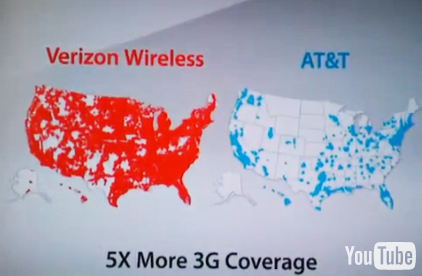 AT&T Sues Verizon Over TV Ads