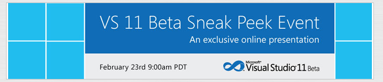 Microsoft provides sneak peek of next Visual Studio beta