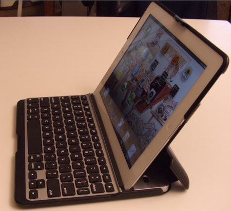 ZAGGfolio keyboard for iPad 2: Form and function refined (review)