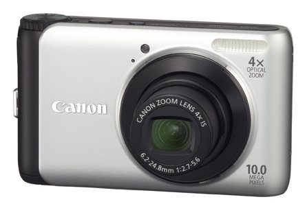 new canon digital cameras 2010