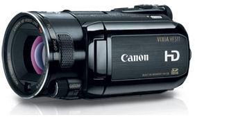 Canon's new flagship Vixia HD camcorder