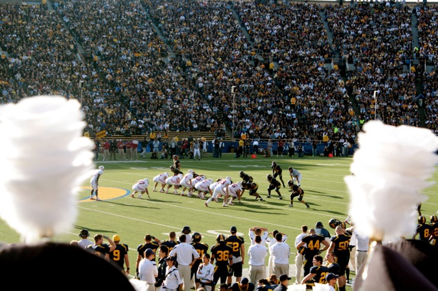 How to take better sporting event photos
