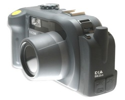 Ricoh enhancing 500SE GPS-enabled digital camera