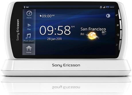 sony ericsson xperia play white. Sony Ericsson#39;s Xperia Play