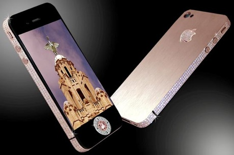 Diamond iPhone 4