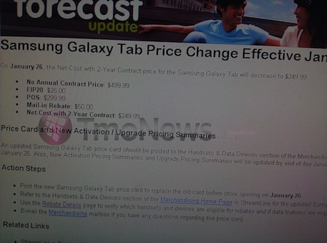samsung galaxy tab price. In other Samsung news,