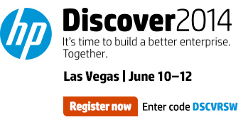 HP Discover 2014